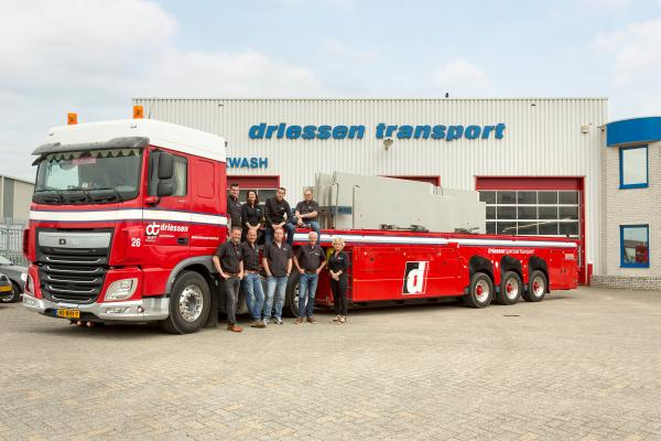 Driessen Speciaaltransport